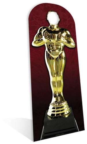 Award Statue 'Stand-In' - Cardboard Cutout