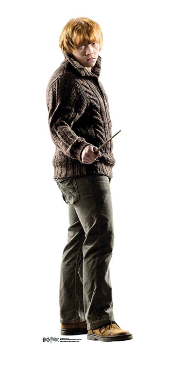 Ron Weasley ( Mini) - Cardboard Cutout