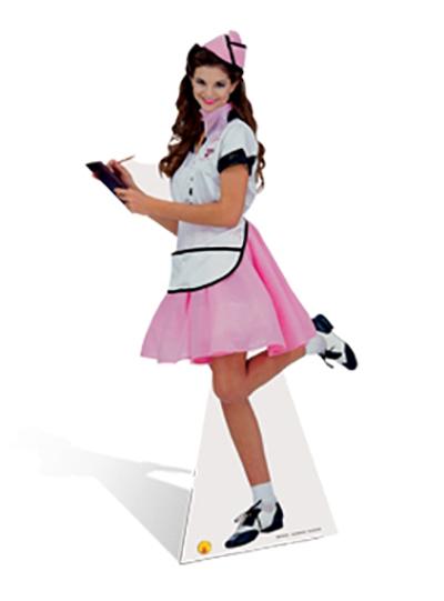 Soda Pop Girl - Cardboard Cutout