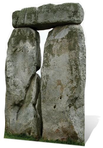 Henge (Stonehenge) - Cardboard Cutout
