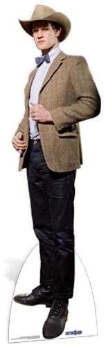 The 11th Doctor 'Stetson' - Cardboard Cutout