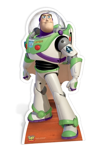 Buzz Lightyear - Cardboard Cutout
