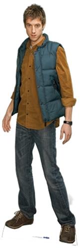 Rory - Body Warmer (Cardboard Cutout)