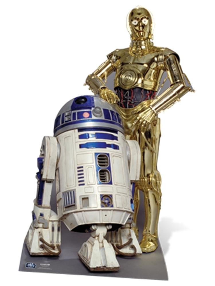 The Droids (R2-D2) Star Wars