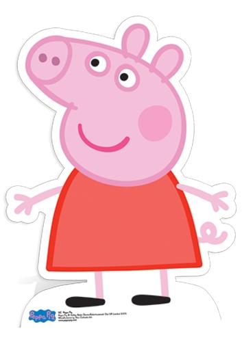 Peppa Pig Star-Mini - Cardboard Cutout