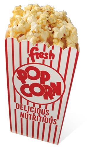 Pop Corn - Cardboard Cutout