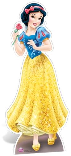 Snow White - Cardboard Cutout