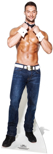James Davis (Chippendales) - Cardboard Cutout