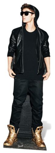 Justin Bieber (Gold Shoes) - Cutout