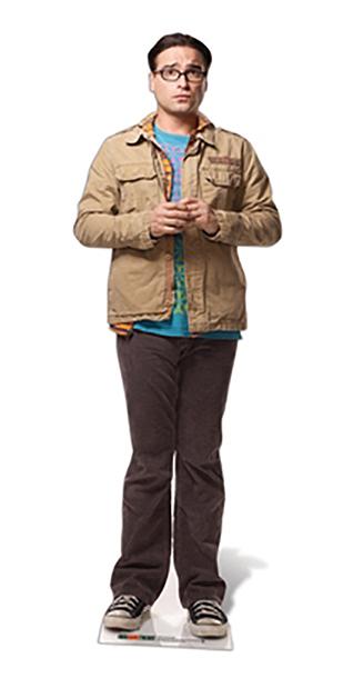 Dr Leonard Hofstader The Big Bang Theory - Cardboard Cutout