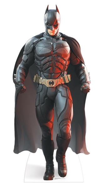 Batman 'Dark Knight Rises' cutout
