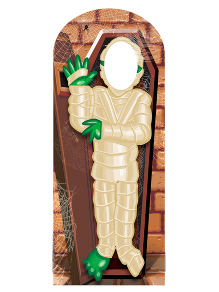 Mummy Stand In Lifesize Cutout