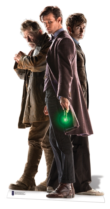 The Three Doctors (50th Anniversary Special)