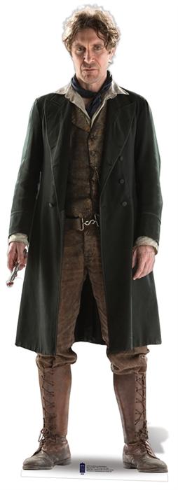 The 8th Doctor (McGann) - Cardboard Cutout
