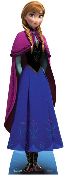 Anna (Frozen) - Cardboard Cutout