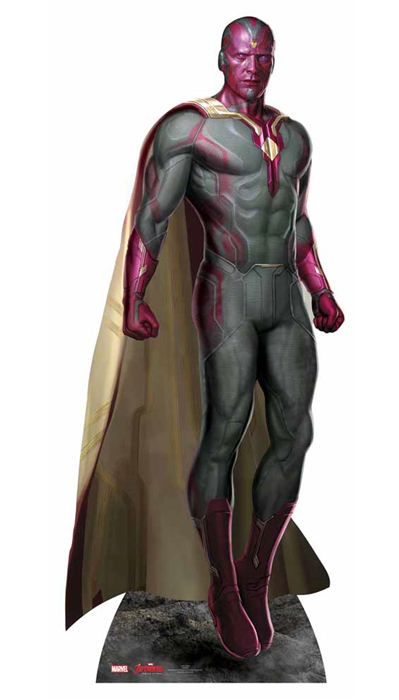 Vision (Movie) - Cardboard Cutout