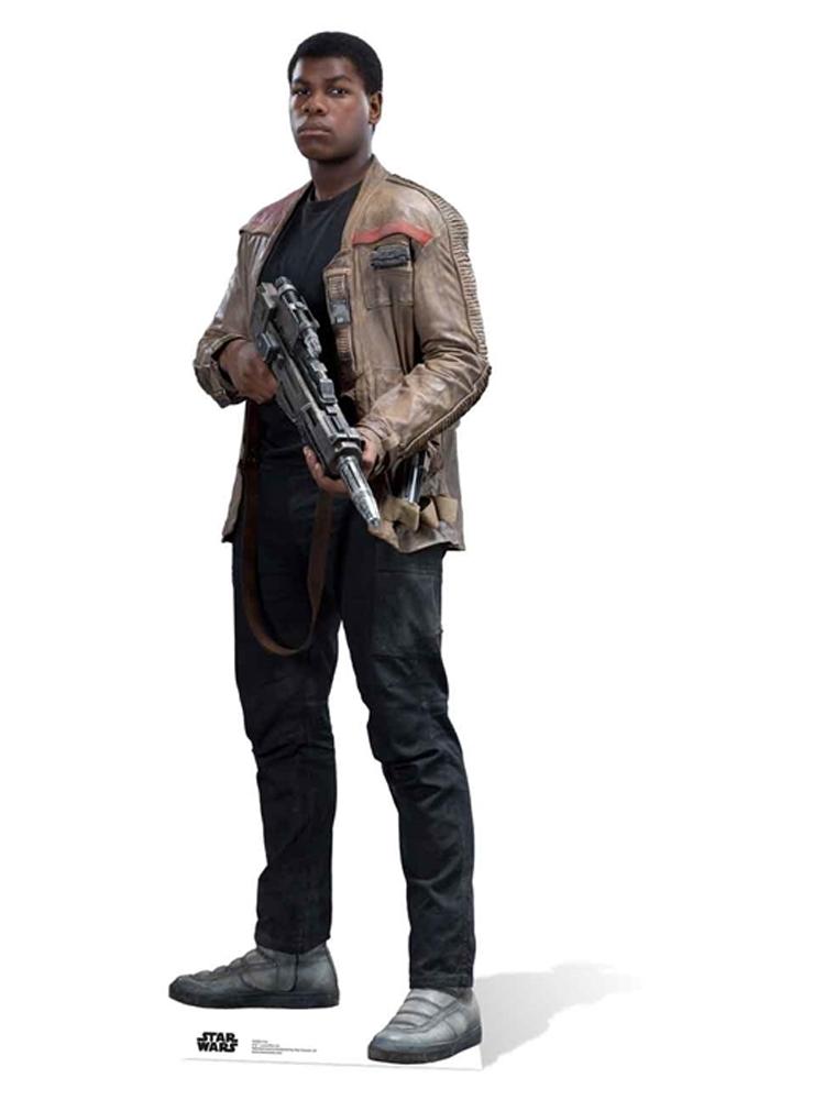 Finn (The Force Awakens) John Boyega