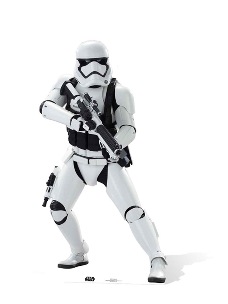 Stormtrooper First Order (The Force Awakens)