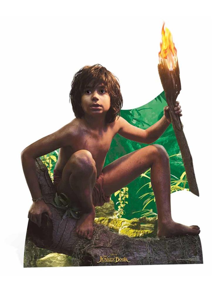 Mowgli (The Man Cub) Live Action Jungle Book Cutout
