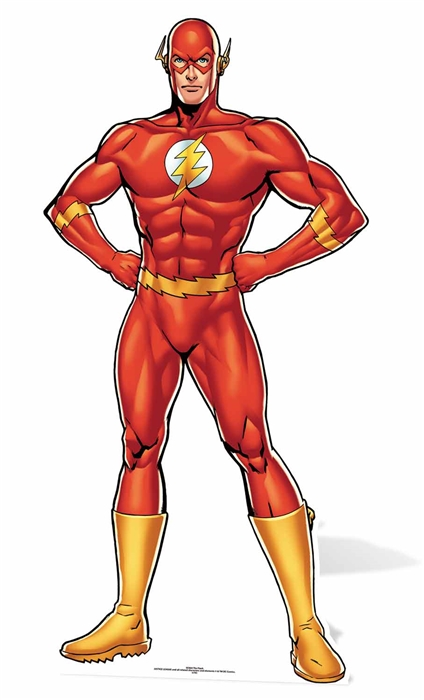 The Flash (DC Comics) - Cutout
