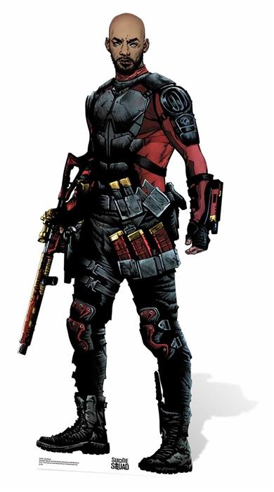 Deadshot (Suicide Squad Comic Artwork) [No Mask]