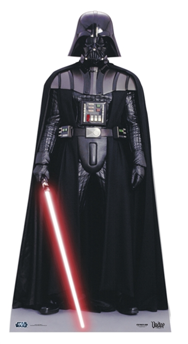 Darth Vader Star-Mini Star Wars - Cardboard Cutout