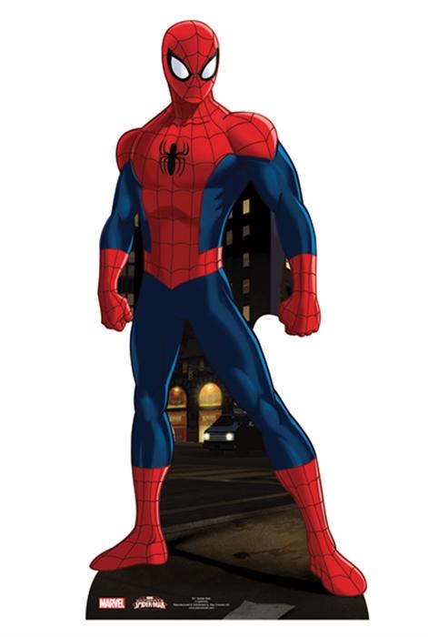Spiderman (Mini) Cardboard Cutout