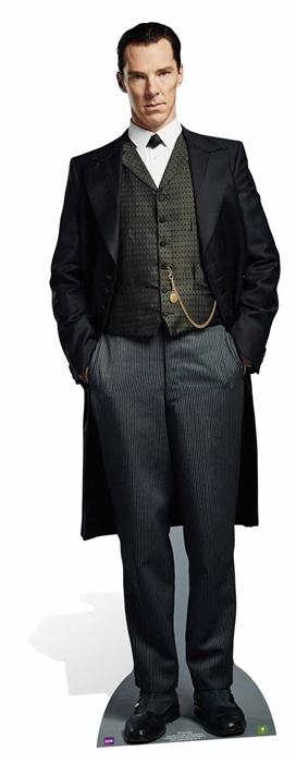 Sherlock Holmes Benedict Cumberbatch - Cardboard Cutout