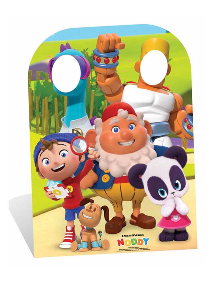 Noddy Stand-In (Child Sized) - Cardboard Cutout