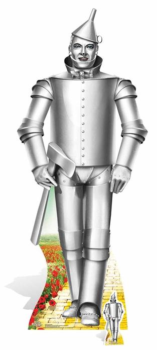 The Tin Man The Wizard of Oz - Cardboard Cutout
