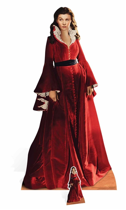 Scarlett O'Hara (Vivien Leigh) Classic Gone With the Wind