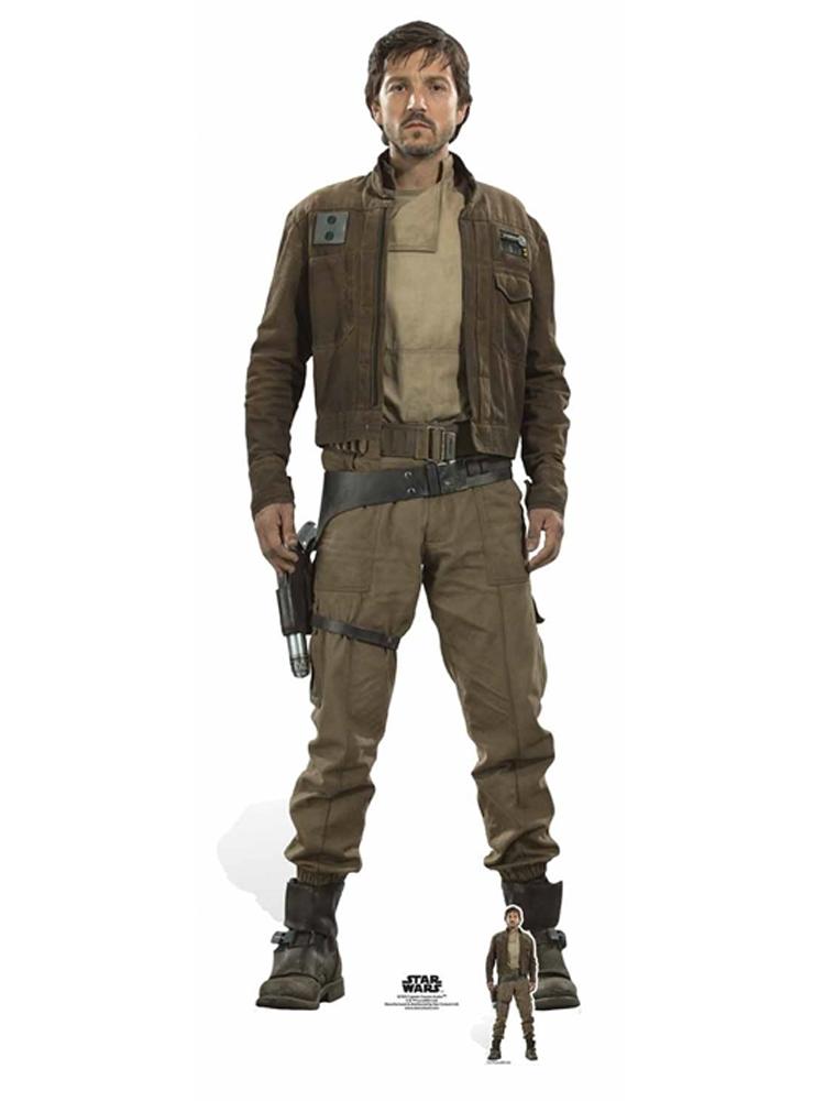 Captain Cassian Andor (Rogue One) Diego Luna