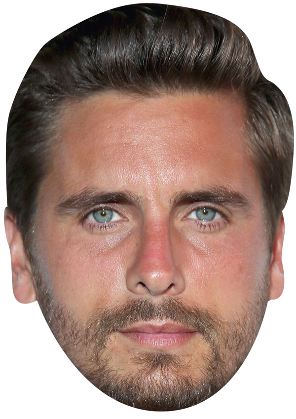 Scott Disick Mask