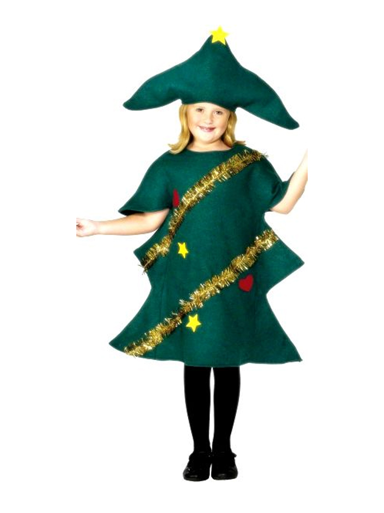 Childrens Christmas Tree Costume *only 3 left in stock*