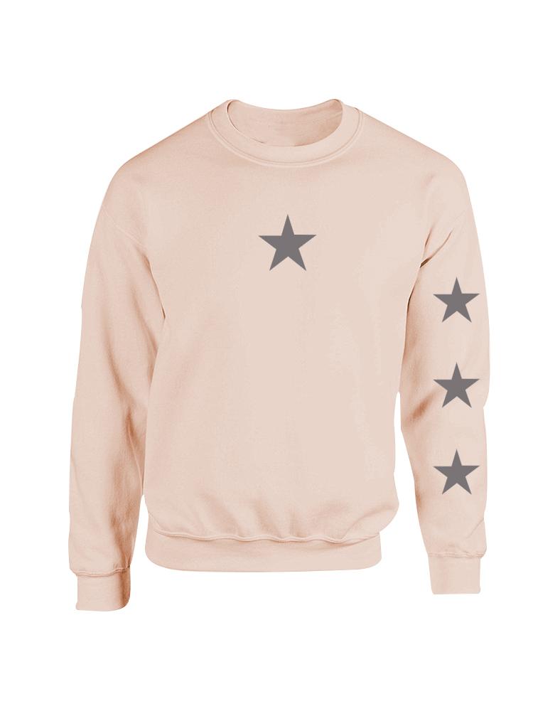 Custom Star Design Sweatshirt/Hoodie