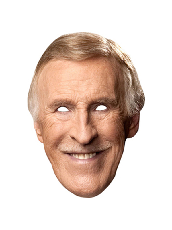 Bruce Forsyth Face Mask.