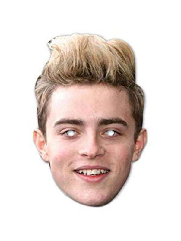 John From Jedward Face Mask.