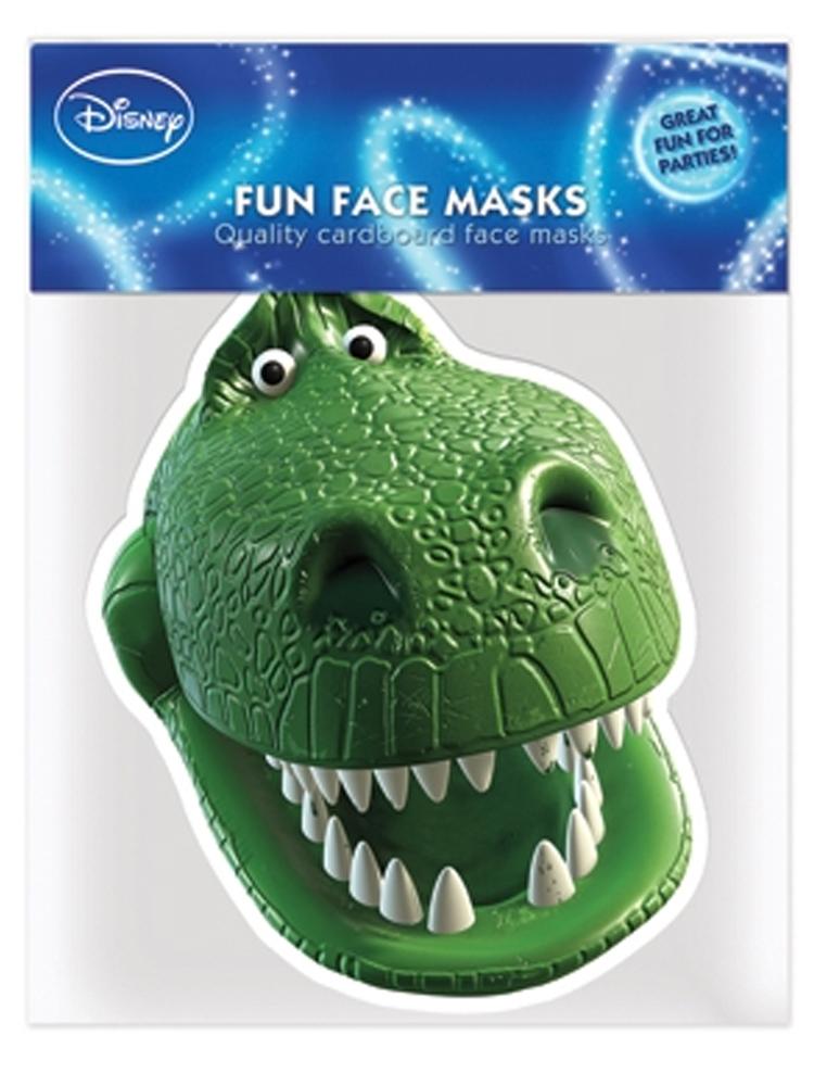 REX THE DINOSAUR MASK Toy Story