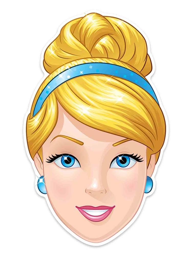 Cinderella Fun Face Mask