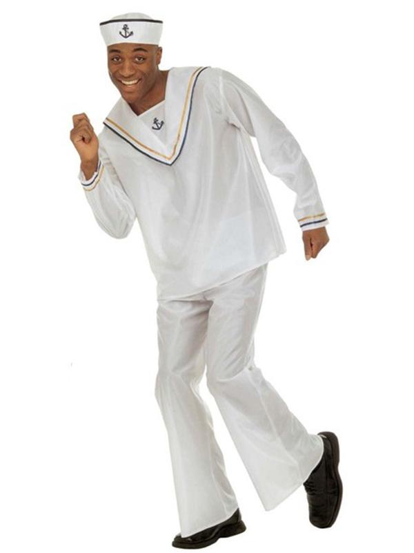 Sailor Costume (Coat Pants Hat)