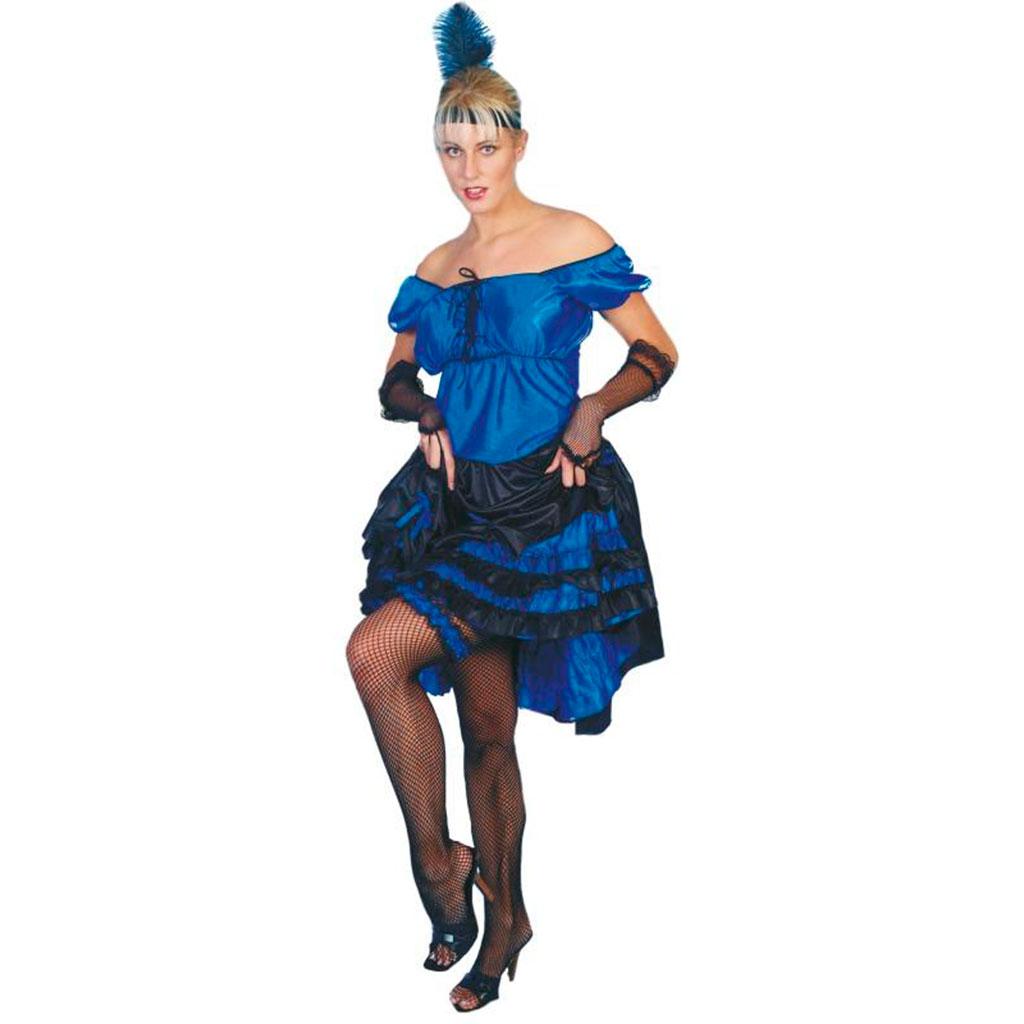 Saloon Girl Costume (12345)