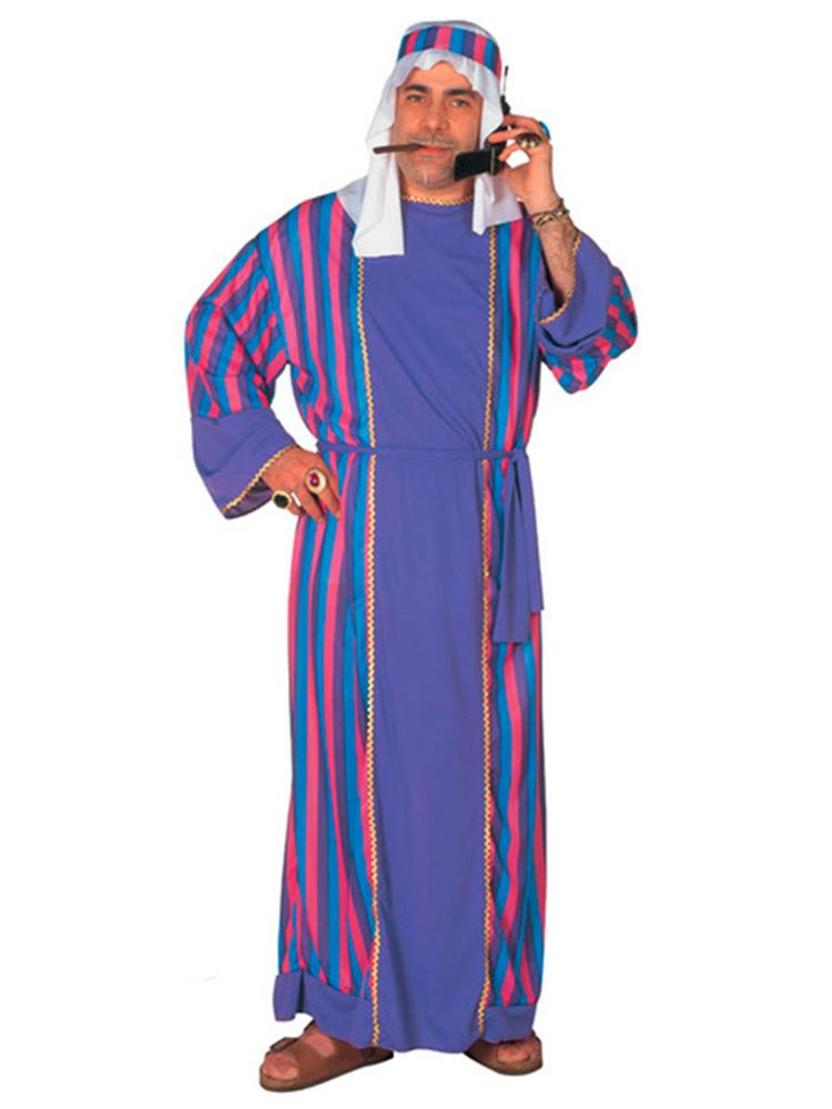 Sheik Purple Costume
