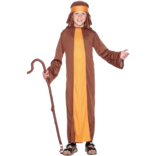 Shepherd Costume, Brown