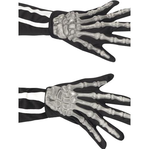 Skeleton Gloves - Adult