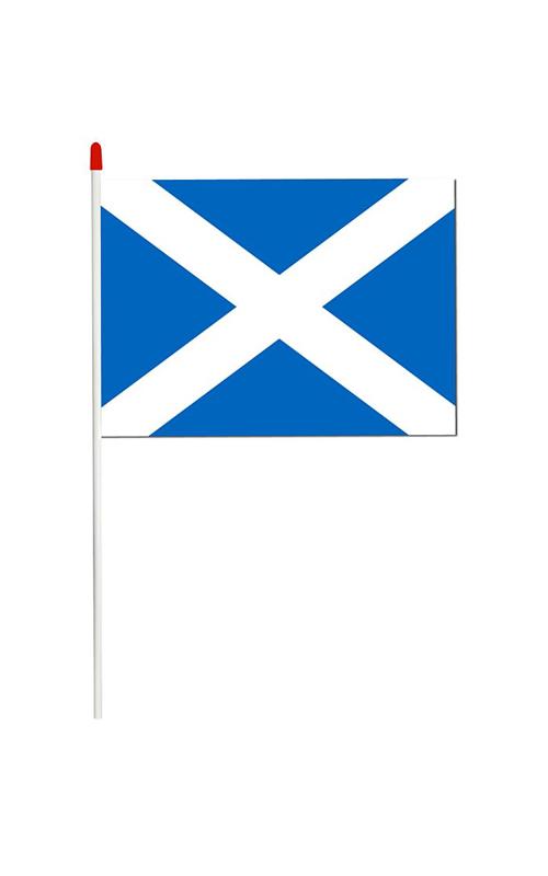 St Andrew's Hand Waving Flag
