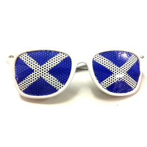 St Andrews Cross Glasses