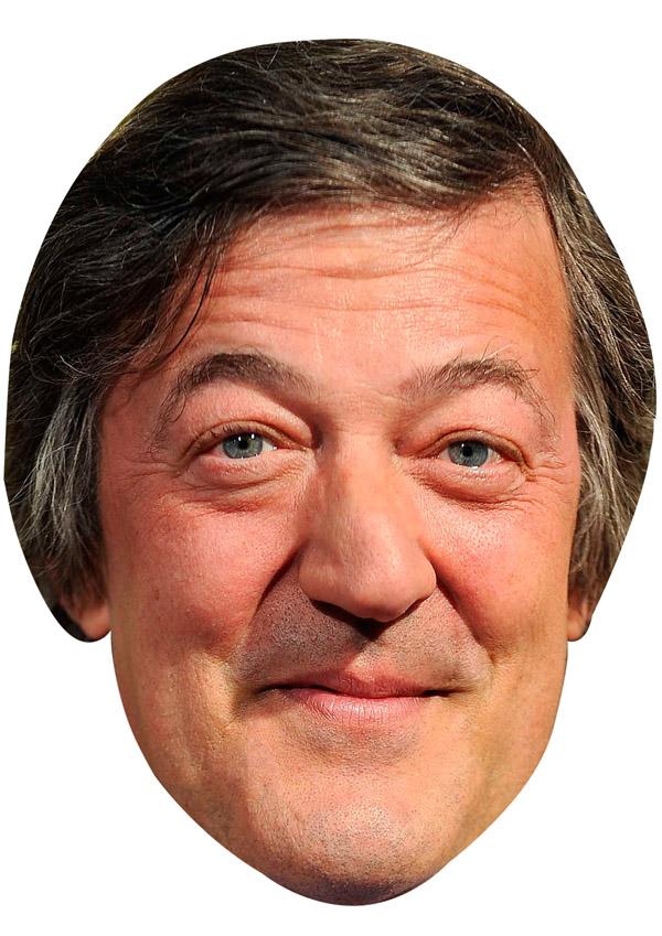 Stephen Fry Mask