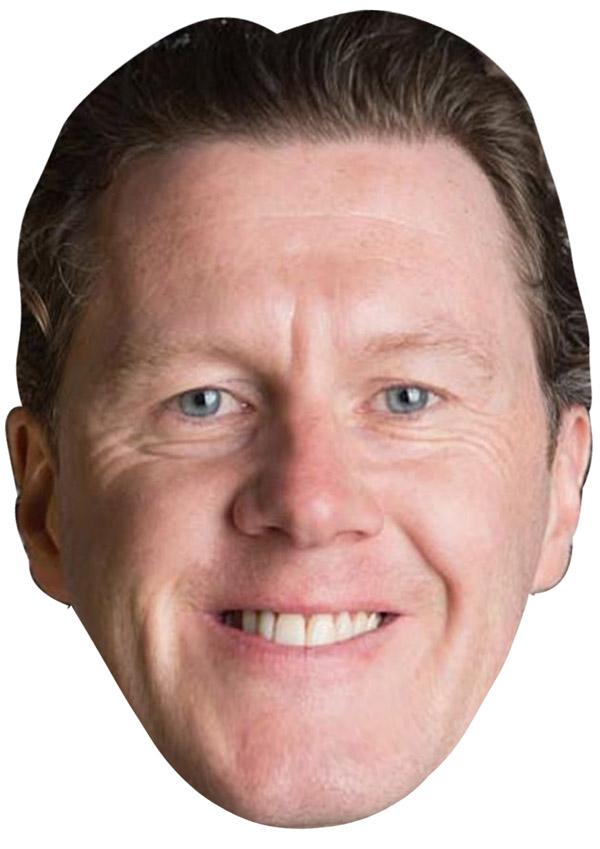 Steve Mcmanaman Mask