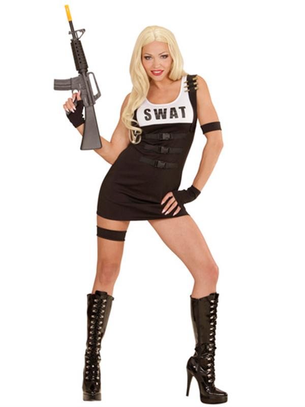 Swat Girl Costume