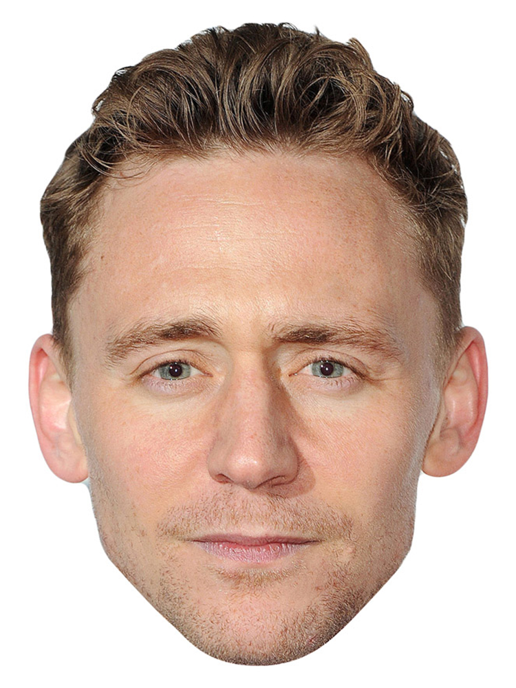 TOM HIDDLESTON MASK